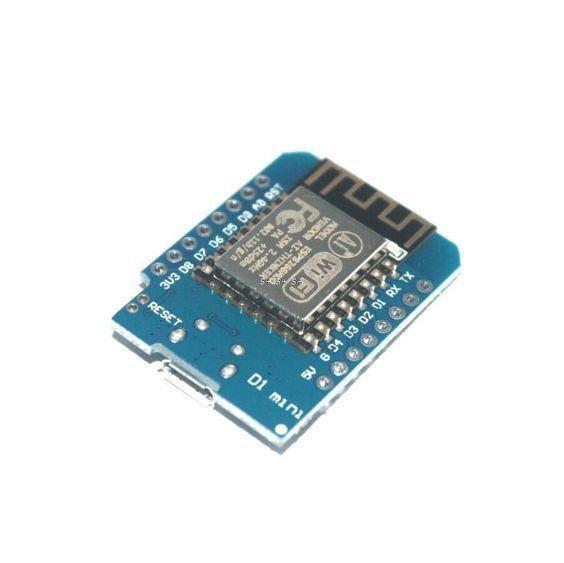 WeMos D1 mini на чипе ESP-12F ESP8266