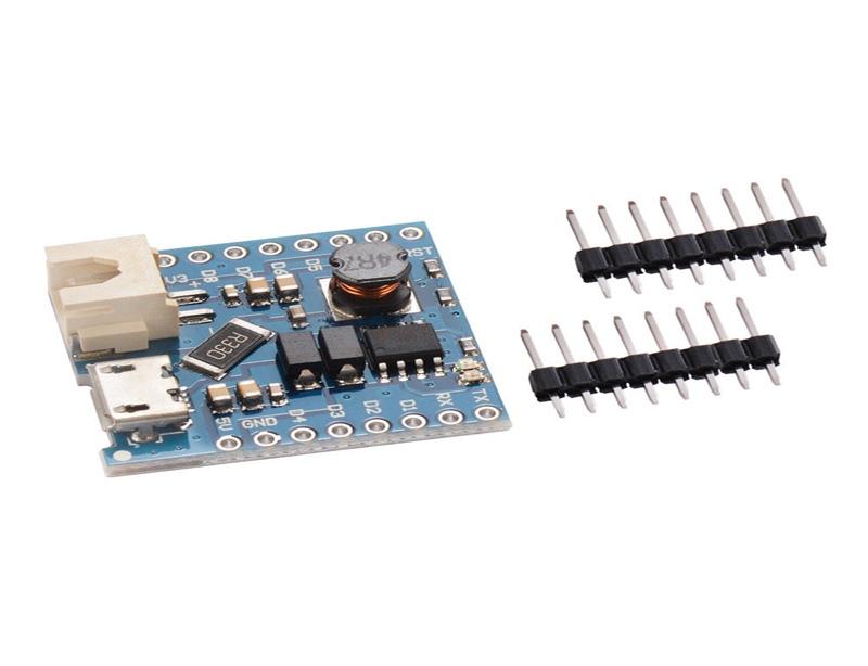 1A Зарядная плата Модуль MICRO-USB Интерфейсная плата для D1 MINI