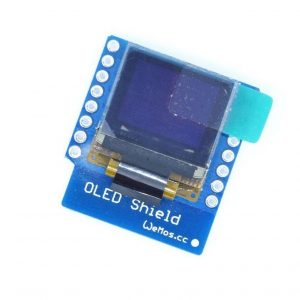 oled shield d1 mini