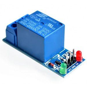 Реле модуль 1 канал с опторазвязкой