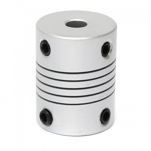 Гибкая алюминиевая муфта 5х6