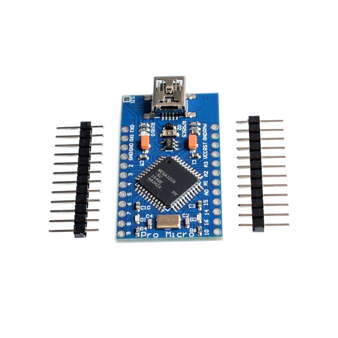 Arduino Pro Micro ATmega32U4 5В/16МГц