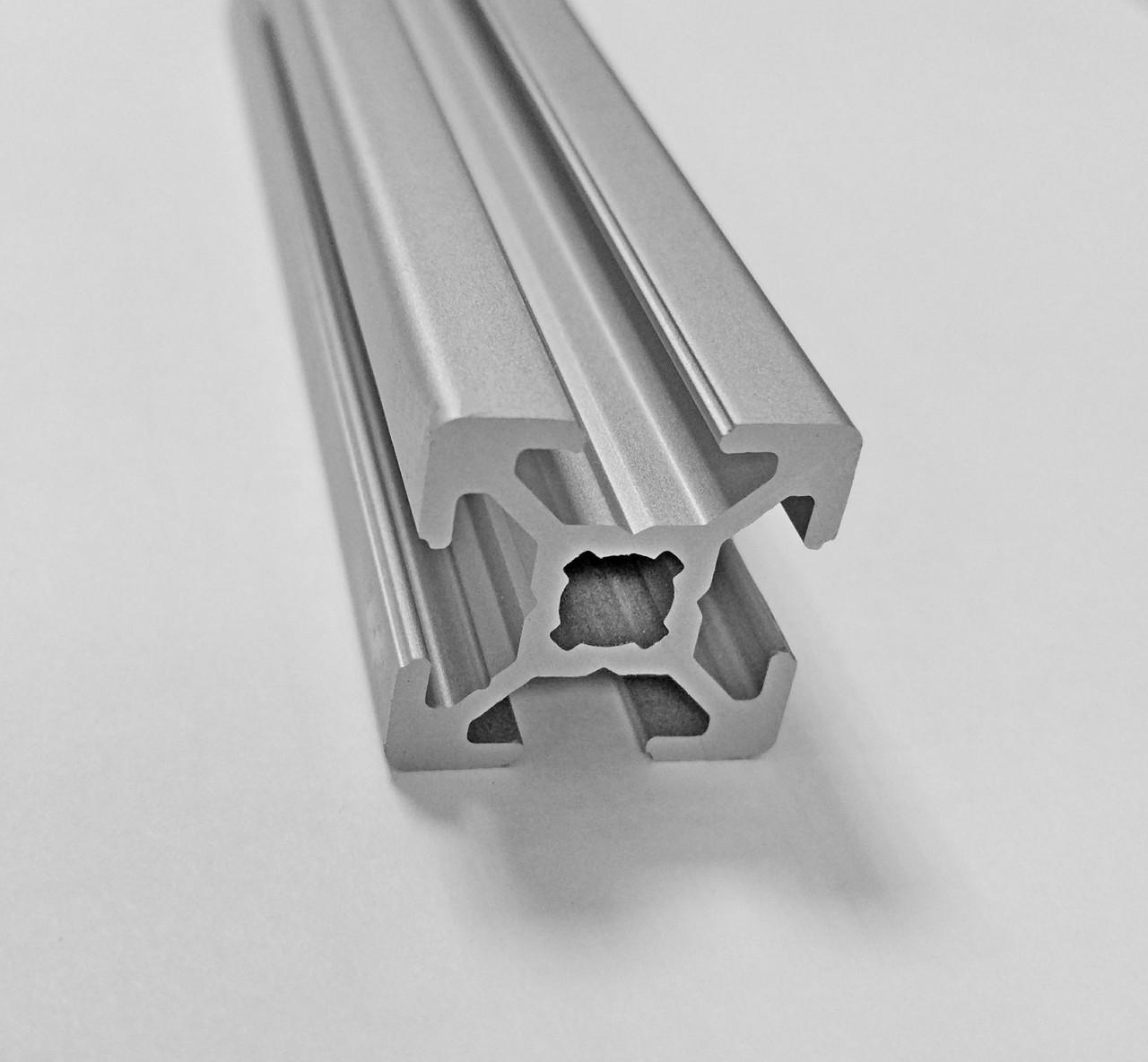 30x30 Алюминиевый станочный профиль