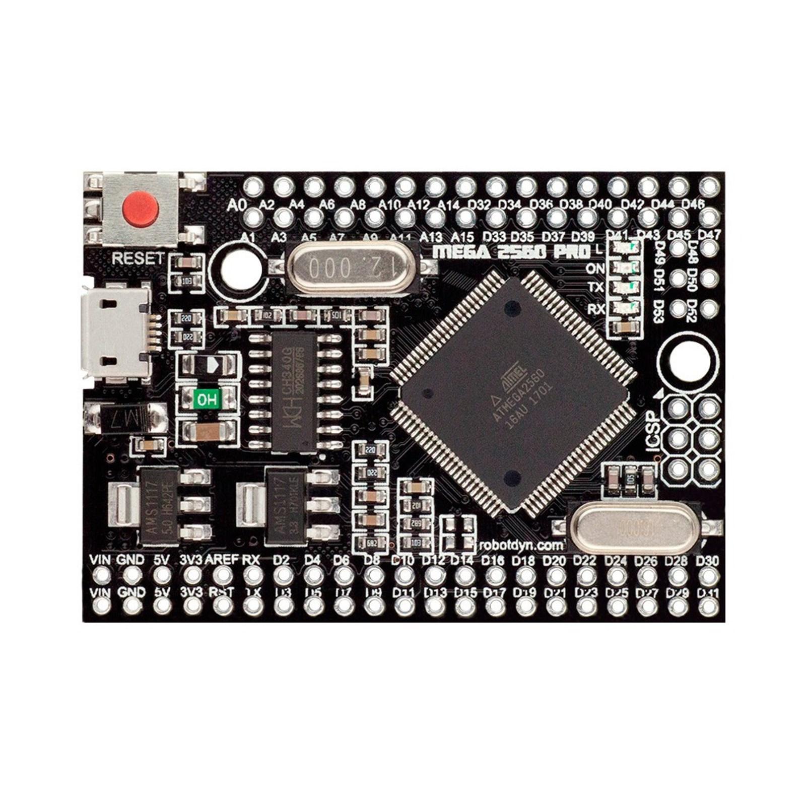 MEGA 2560 PRO EMBED CH340G