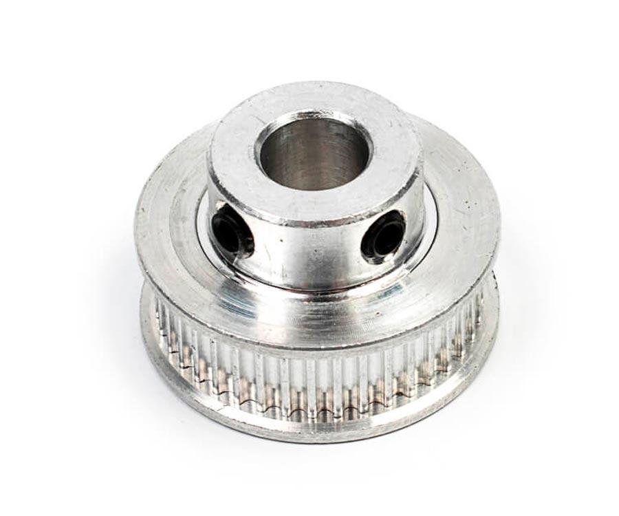 Зубчатый шкив GT2 для ремня 6 мм d=6.35мм D=27мм 40 зубьев