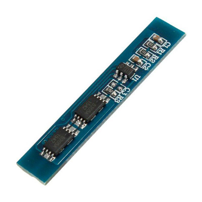 BMS 2S – контроллер заряда с защитой для 2 АКБ 18650
