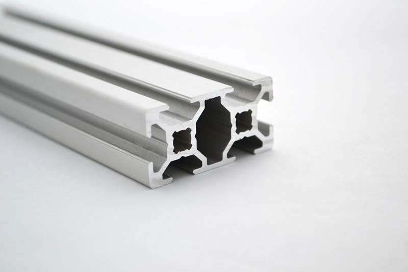 20x40 Алюминиевый станочный (конструкционный) профиль